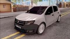 Dacia Sandero 2013 для GTA San Andreas