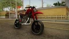 Yamaha XT660 Scrambler для GTA San Andreas
