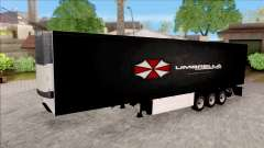 Trailer Biohazard Umbrella Corp. для GTA San Andreas