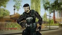 Punisher Omega Skin