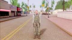 Новиков из S.T.A.L.K.E.R для GTA San Andreas