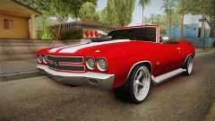 Chevrolet Chevelle SS Cabrio 1970