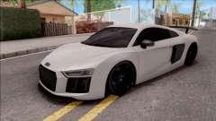 Audi R8 V10 Vorsteiner 2017 для GTA San Andreas