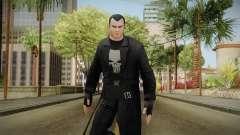 Marvel Heroes - Punisher Overcoat