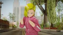 Tournament of Power - Android 18