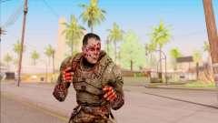 Зомби Дегтярёв из S.T.A.L.K.E.R. для GTA San Andreas