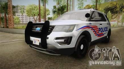 Ford Explorer 2016 Police для GTA San Andreas