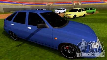 VAZ 2112 SA Plates для GTA San Andreas