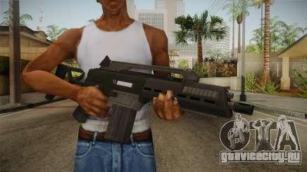 TF2 Special Carbine для GTA San Andreas