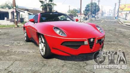 Alfa Romeo Disco Volante 2013 [add-on] для GTA 5