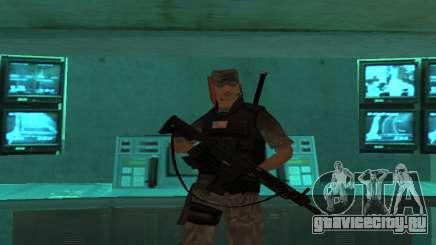 M4 by Freddy Dillard для GTA San Andreas