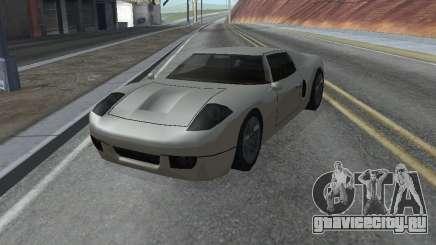 MFR Bullet Legendary Racer для GTA San Andreas