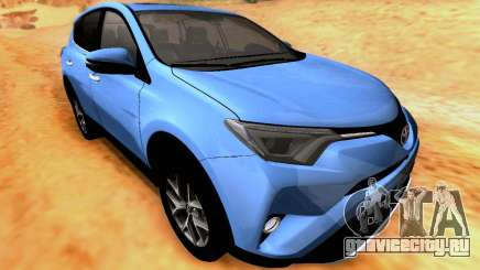 Toyota RAV4 2015 SA для GTA San Andreas
