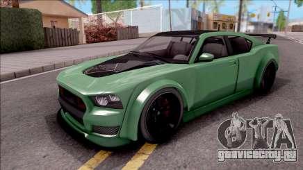 GTA V Bravado Buffalo Edition v1 для GTA San Andreas