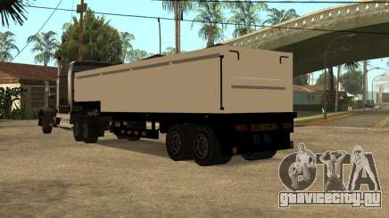Realistic Arctic2 Trailer для GTA San Andreas