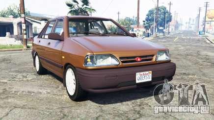 SAIPA 131 SL [replace] для GTA 5