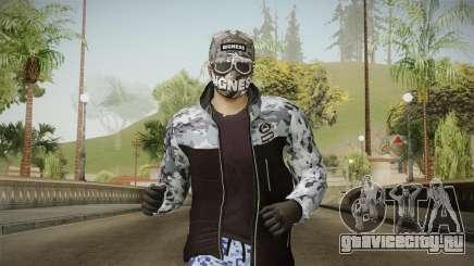 Skin Random 3 (Outfit Import Export) для GTA San Andreas