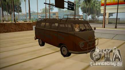 Volkswagen Samba BUS 1959 для GTA San Andreas