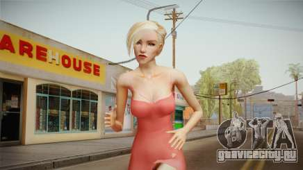 Vicky Skin для GTA San Andreas