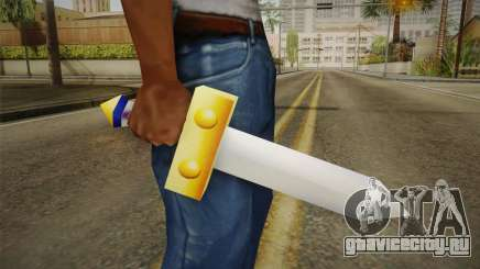 Hyrule Warriors - Kokiri Sword для GTA San Andreas