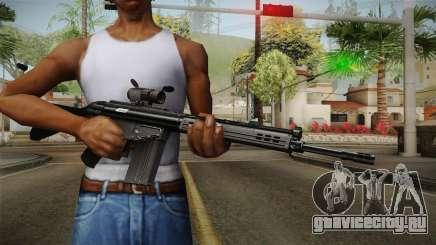 AK-4B Assault Rifle для GTA San Andreas