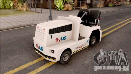 GTA IV Airtug IVF для GTA San Andreas