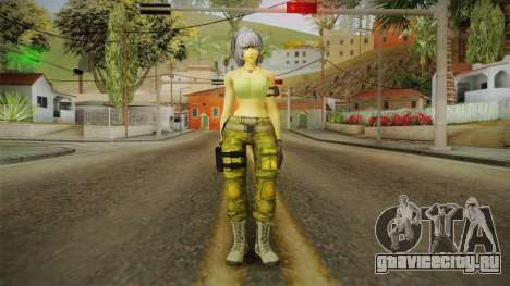 The King of Fighters Skin v2 для GTA San Andreas