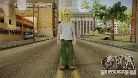 My Hero Academia - Toshinori Yagi для GTA San Andreas второй скриншот