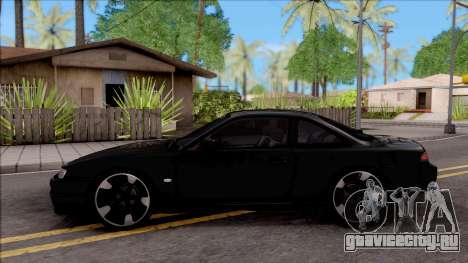 Nissan 200SX для GTA San Andreas вид слева