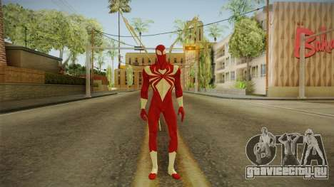 Marvel Ultimate Alliance 2 - Iron Spider v1 для GTA San Andreas