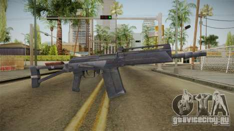 SAIGA-12 Rifle для GTA San Andreas