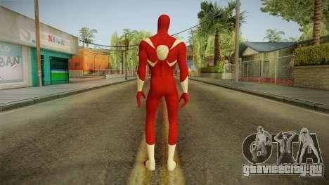Marvel Ultimate Alliance 2 - Iron Spider v2 для GTA San Andreas третий скриншот