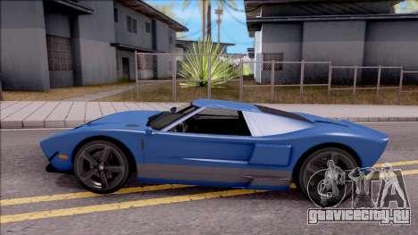 Vapid Bullet для GTA San Andreas