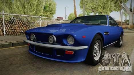 Aston Martin V8 Vantage 1977 IVF для GTA San Andreas