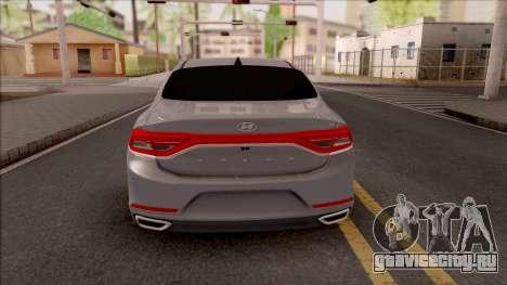 Hyundai Azera 2018 для GTA San Andreas