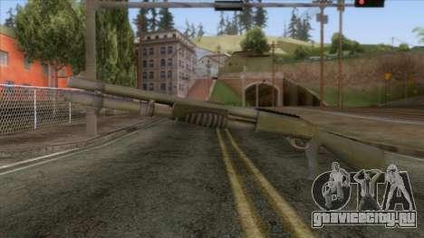Battlefield 4 - Remington 870 MCS для GTA San Andreas второй скриншот