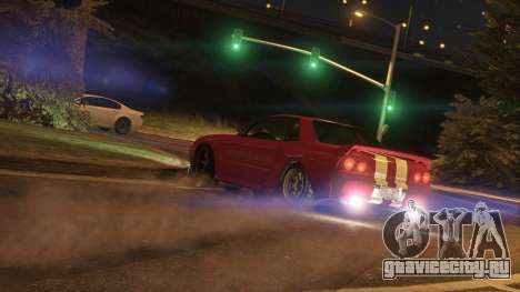 Realistic Nitro 1.7 для GTA 5