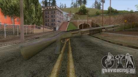 Battlefield 4 - Remington 870 MCS для GTA San Andreas третий скриншот