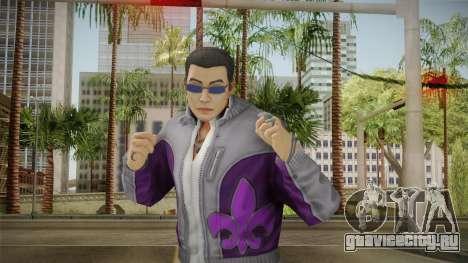 Saints Row IV - Johnny Gat для GTA San Andreas