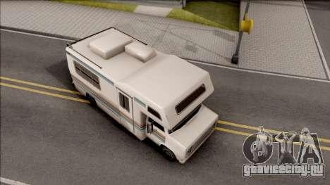 Journey Post Apocalyptic Beta для GTA San Andreas вид справа