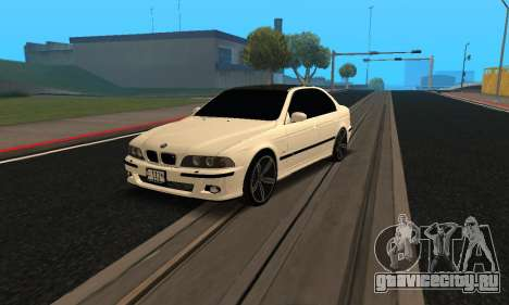 BMW M5 E39 Armenian для GTA San Andreas