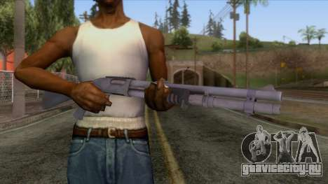 Battlefield 4 - Remington 870 MCS для GTA San Andreas