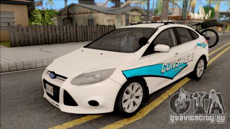 Ford Focus 2013 Flint County Constable Office для GTA San Andreas