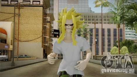 My Hero Academia - Toshinori Yagi для GTA San Andreas