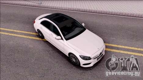 Mercedes-Benz C250 AMG Line для GTA San Andreas