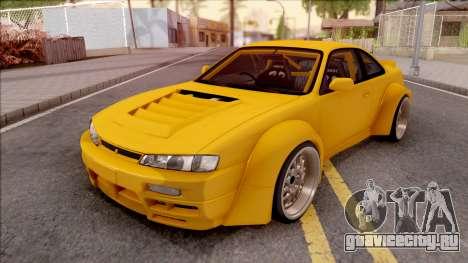 Nissan 200SX Rocket Bunny для GTA San Andreas
