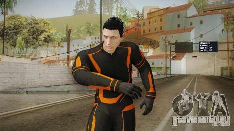 GTA Online - Deadline DLC Skin 2 для GTA San Andreas