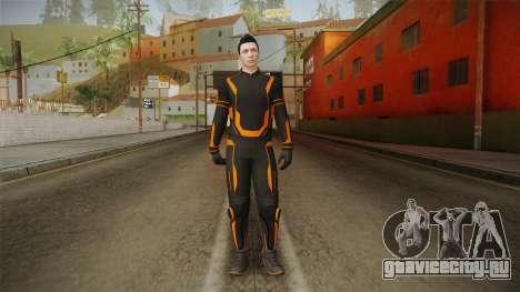 GTA Online - Deadline DLC Skin 2 для GTA San Andreas второй скриншот