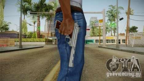 Automag Pistol для GTA San Andreas третий скриншот