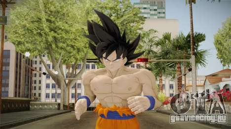 DBXV2 Goku Limit Breaker Skin для GTA San Andreas